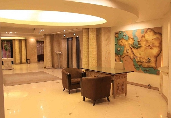 هتل آپارتمان سپهر