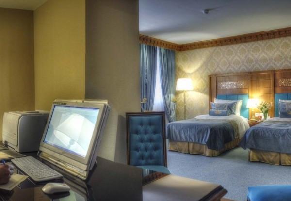 هتل زندیه