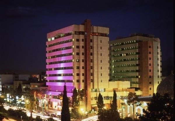 رزرو هتل پارس