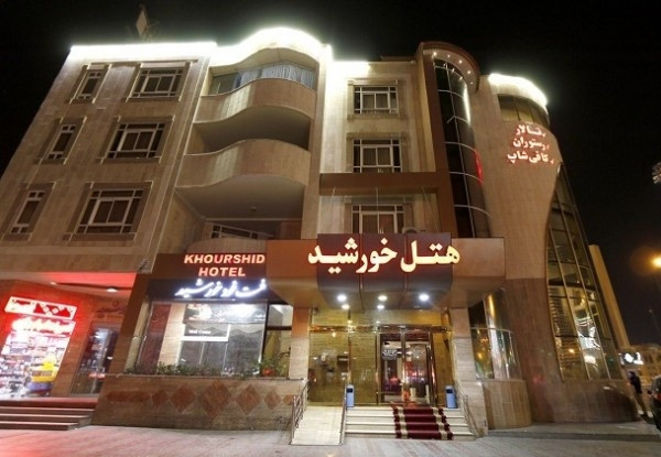 هتل-خورشید