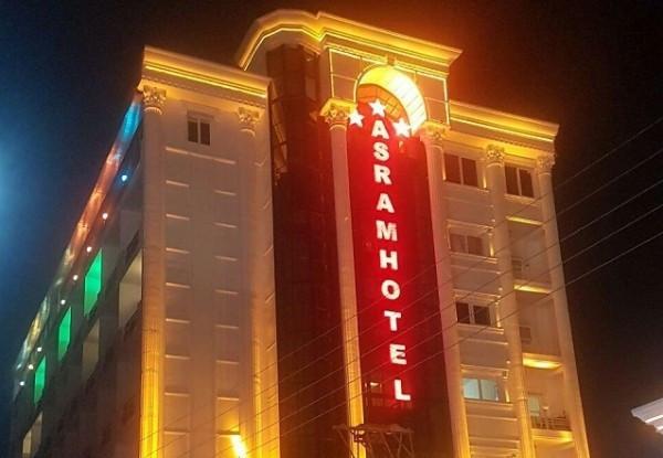 هتل اسرم