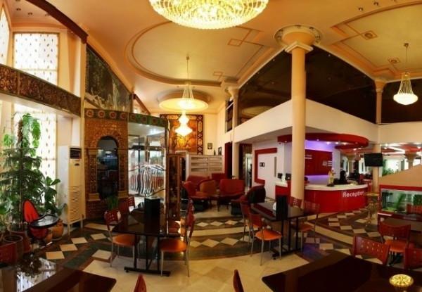 هتل کانیار