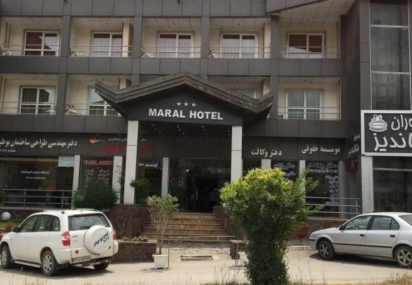 هتل مارال