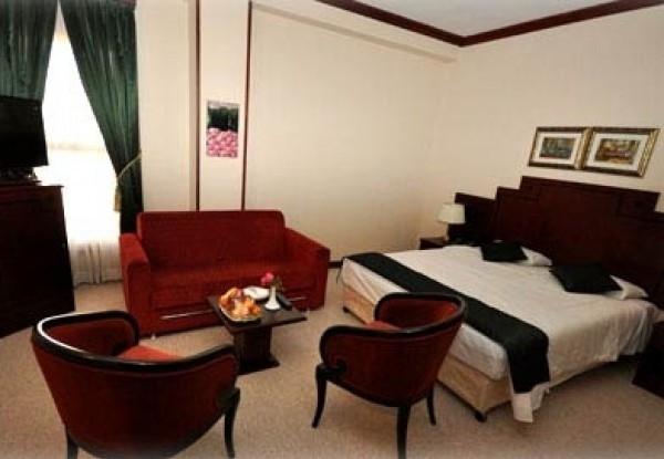 هتل میثاق